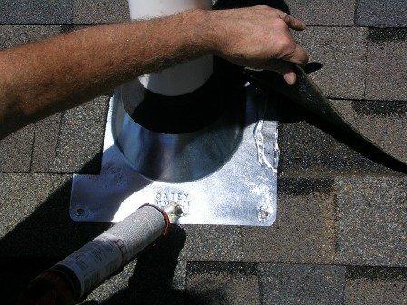 roof-caulking